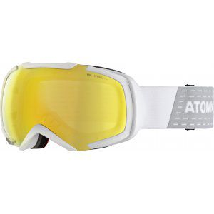 GOGLE ATOMIC REVEL S STEREO 2018 WHITE|YELLOW STEREO