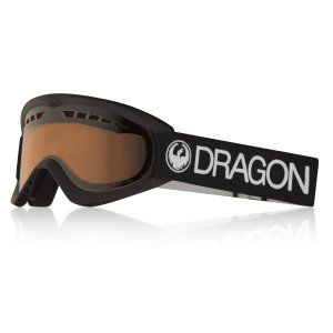 GOGLE DRAGON DX 2018 BLACK|AMBER