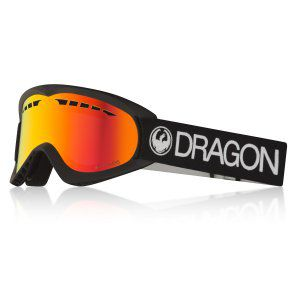 GOGLE DRAGON DX 2018 BLACK|RED ION