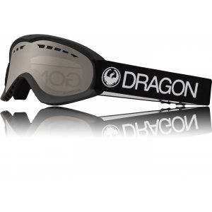 GOGLE DRAGON DX 2019 BLACK|SILVER ION