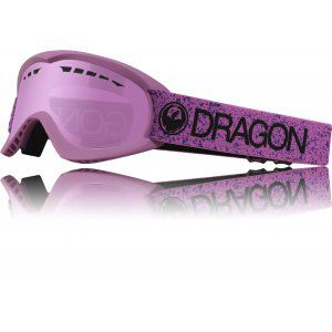GOGLE DRAGON DX 2019 VIOLET|PINK ION