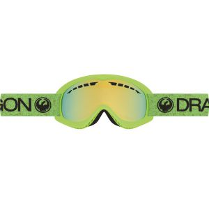 GOGLE DRAGON DXS 2017 GREEN|SMOKE GOLD ION