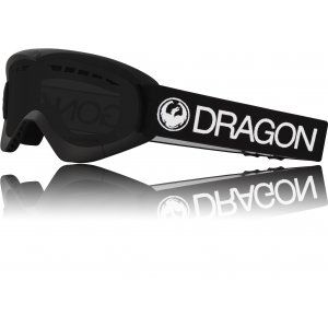 GOGLE DRAGON DXS 2019 BLACK|DARK SMOKE