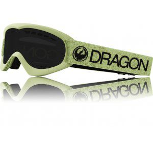 GOGLE DRAGON DXS 2019 GREEN|DARK SMOKE