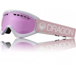 GOGLE DRAGON DXS 2019 LIGHT PINK|PINK ION