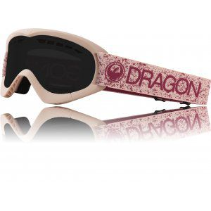 GOGLE DRAGON DXS 2019 PINK|DARK SMOKE