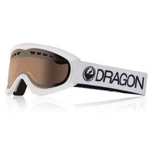 GOGLE DRAGON DXS 2018 WHITE|SILVER ION