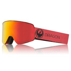 GOGLE DRAGON NFX2 2018 MILL|RED ION