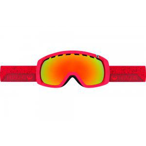 GOGLE DRAGON ROGUE 2017 STONE RED|RED IONIZED