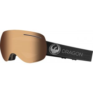 GOGLE DRAGON X1 2019 ECHO|PHOTOCHROMIC AMBER