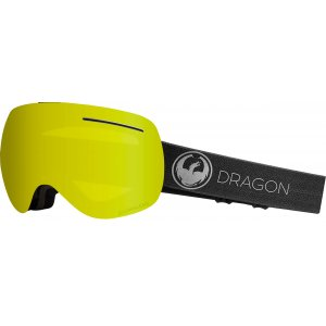 GOGLE DRAGON X1 2019 ECHO|PHOTOCHROMIC YELLOW