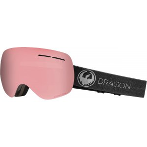 GOGLE DRAGON X1S 2019 ECHO|PHOTOCHROMIC LIGHT ROSE