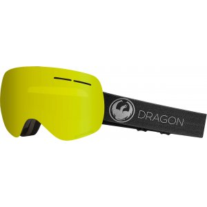 GOGLE DRAGON X1S 2019 ECHO|PHOTOCHROMIC YELLOW