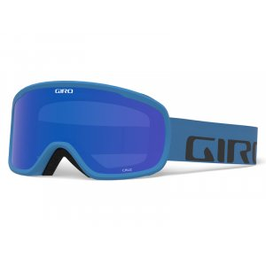 GOGLE GIRO CRUZ 2019 BLUE WORDMARK|GREY COBALT
