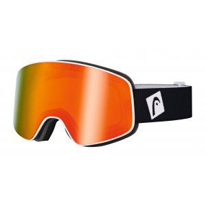 GOGLE HEAD HORIZON FMR 2018 BLACK|YELLOW|RED