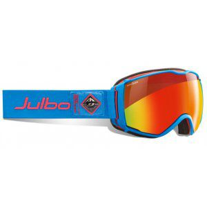 GOGLE JULBO AEROSPACE 2017 BLUE|RED|MULTILAYER FIRE SNOW TIGER