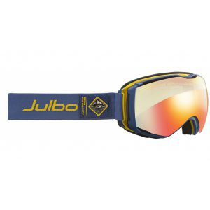 GOGLE JULBO AEROSPACE 2017 BLUE|YELLOW|MULTILAYER FIRE ZEBRA LIGHT