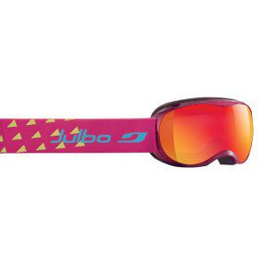 GOGLE JULBO ATMO 2017 FUCHSIA|TRIANGLES|ORANGE SCREEN|MULTILAYER FIRE SPECTRON