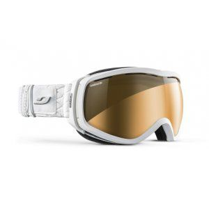 GOGLE JULBO ELARA 2018 STRASS WHITE|SILVER FLASH