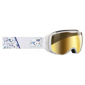GOGLE JULBO LUNA 2017 WHITE| GOLD FLASH ZEBRA