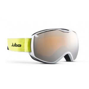 GOGLE JULBO QUANTUM 2018 FLURESCENT YELLOW|SILVER FLASH