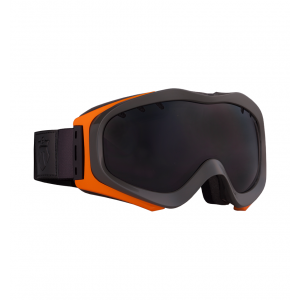 GOGLE MAJESTY PATROL 2017 GRAPHITE ORANGE|BLACK