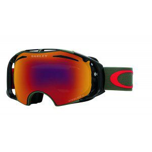 GOGLE OAKLEY AIRBRAKE DARK BRUSH BLACK|PRIZM TORCH & PRIZM ROSE