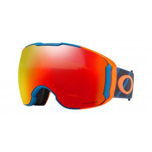 GOGLE OAKLEY AIRBRAKE XL HAZARD BAR IRON|PRIZM TORCH IRIDIUM & PRIZM ROSE