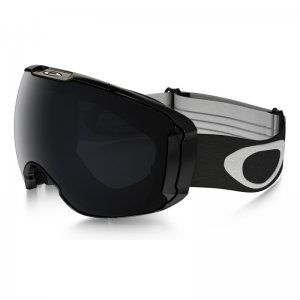 GOGLE OAKLEY AIRBRAKE XL JET BLACK|DARK GREY & PERSIMMON