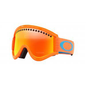 GOGLE OAKLEY E FRAME NEON ORANGE|FIRE IRIDIUM