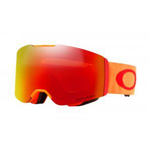 GOGLE OAKLEY FALL LINE NEON ORANGE|PRIZM TORCH IRIDIUM