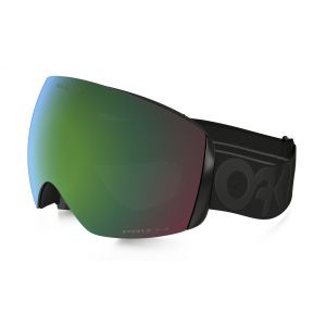GOGLE OAKLEY  FLIGHT DECK  FACTORY PILOT BLACKOUT|PRIZM JADE IRIDIUM