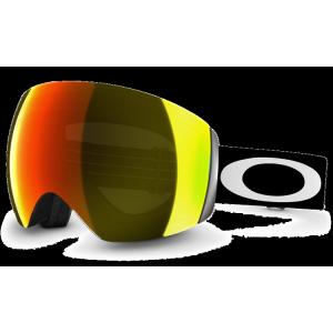 GOGLE OAKLEY FLIGHT DECK MATT BLACK|FIRE IRIDIUM