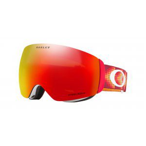 GOGLE OAKLEY FLIGHT DECK XM DIGI SNAKE RED|PRIZM TORCH IRIDIUM