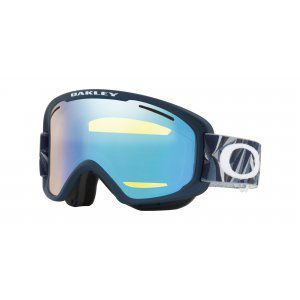 GOGLE OAKLEY O FRAME 2.0 XM FACET IRON FATHOM|HIGH INTENSITY YELLOW