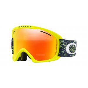 GOGLE OAKLEY O FRAME 2.0 XL GALAXY BLUE LASER|FIRE IRIDIUM