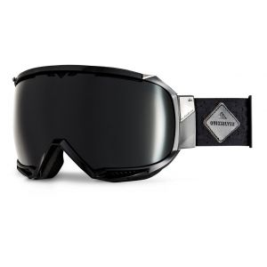 GOGLE QUIKSILVER HUBBLE 2017 BLACK|DARK SMOKE
