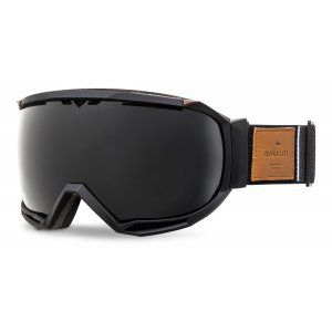 GOGLE QUIKSILVER HUBBLE 2018 BLACK|DARK SMOKE
