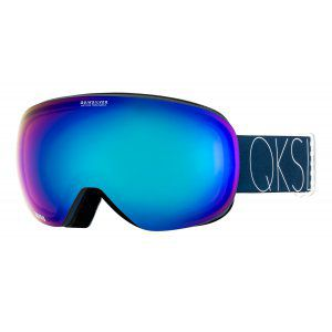 GOGLE QUIKSILVER QS-R 2019 GOLDEN BROW HIGHLINE| SONAR SN130 ML BLUE