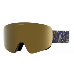 GOGLE QUIKSILVER QS-RC 2019 TANENBAUM GRAPE LEAF|AMBER ROSE BRONZE CHROME