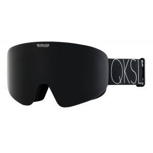 GOGLE QUIKSILVER QS-RC 2019 BLACK|DARK SMOKE