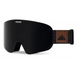 GOGLE QUIKSILVER QS-RC 2018 BLACK|DARK SMOKE