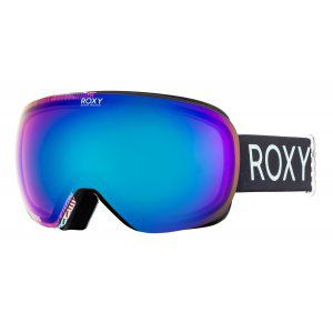 GOGLE ROXY POPSCREEN 2019 TRUE BLACK POP SNOW|ML BLUE