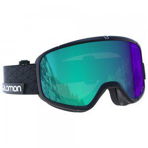 GOGLE SALOMON FOUR SEVEN PHOTO 2018 BLACK|BLUE