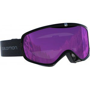 GOGLE SALOMON SENSE 2019 BLACK|RUBY