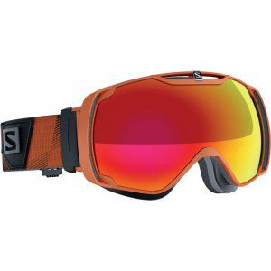 GOGLE SALOMON XTEND 2017 ORANGE|SOLAR RED