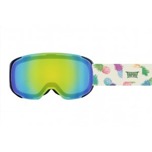 GOGLE TRIPOUT STEEZ PINEAPPLE|BLACK|MINT MIRRORED