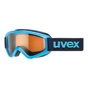GOGLE UVEX  SPEEDY PRO  BLUE|LASERGOLD S2