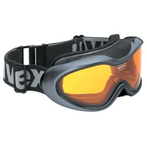 GOGLE UVEX  VISION OPTIC S 2017 ANTHRACITE|LASERGOLD LITE|CLEAR S1