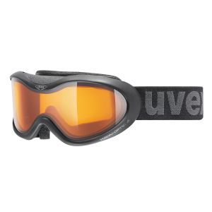 GOGLE UVEX  VISION OPTIC S 2017 BLACK|LASERGOLD LITE|CLEAR S1